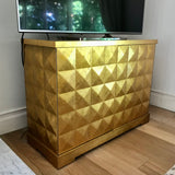 Diamond Console by Barbara Barry for Baker Furniture