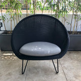 Gipsy Cocoon Chair by Vincent Sheppard through Cotswald (2 available)
