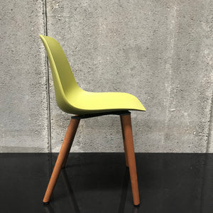Set of Six Pola Chairs by Crassevig through Own World