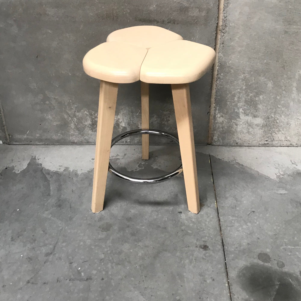 Solid Timber Barstool (4 available)