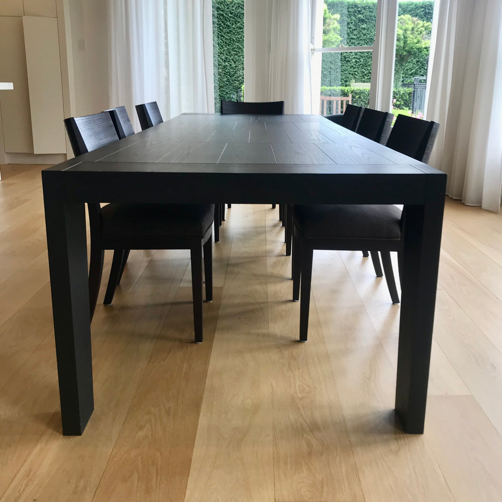 Apta Omero Extension Dining Table by Antonio Citterio for Maxalto