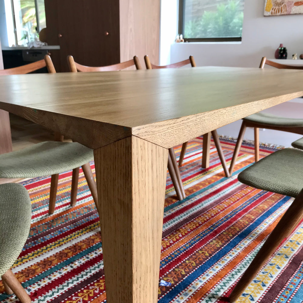 Johansen Dining Table by Mads Johansen through Great Dane