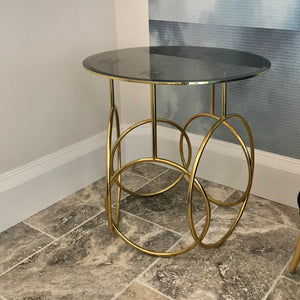 Kiki Side Table by Koket through Salbini
