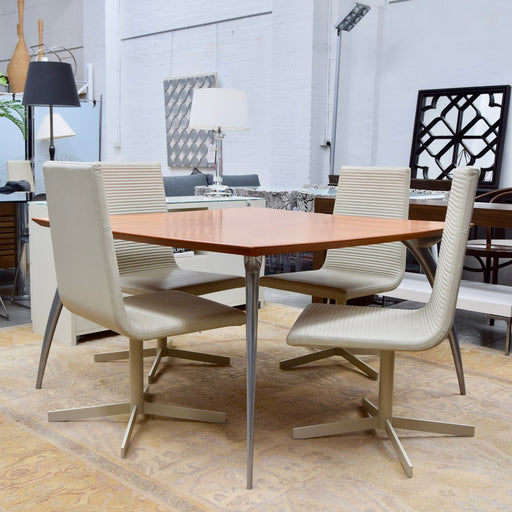 Set of FOUR VVD High Back Dining Chair by Vincent van Duysen for B&B Italia