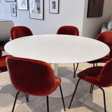 Set of SIX Beetle Dining Chairs by Gam Fratesi for Gubi
