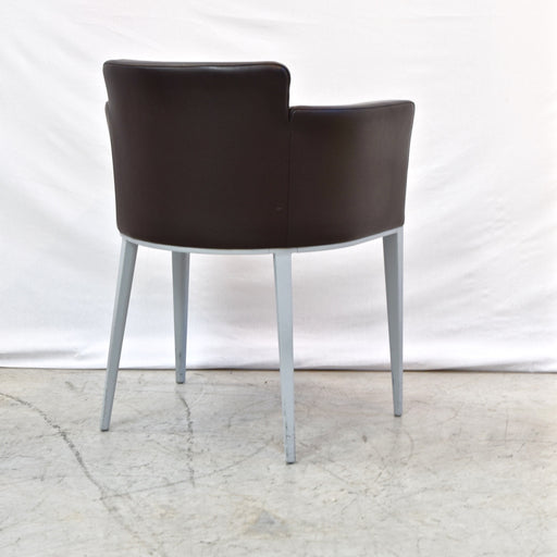 Set of SIX Arrianne Chairs by Hannes Wettstein for Cassina