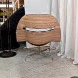 Medium Lips Chair and Footstool by DEMA through Spence & Lyda