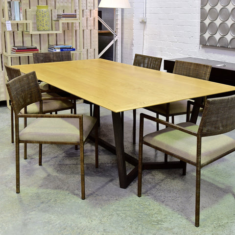 Set of SIX Elroy Dining Chairs through Artesia