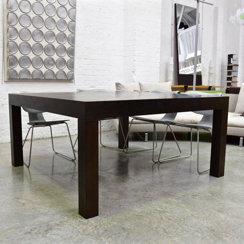 Square Tofino Dining Table By Andrew Lowe through hub