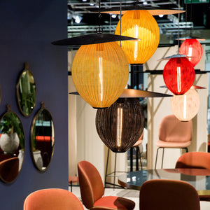 Satelite Pendant Light by Mathieu Matégot for Gubi (Small)