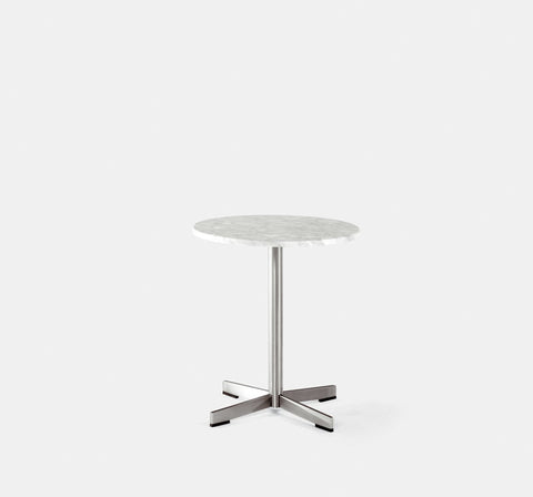 Marble Top Bar Table by designer Rodolfo Dordoni for Matteo Grassi