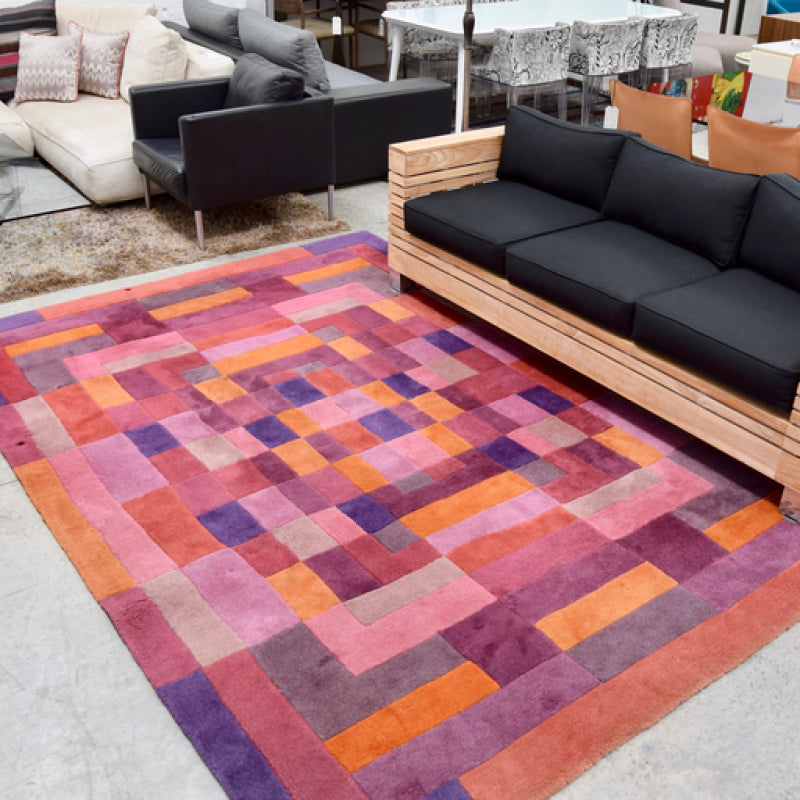 Sybilla Mosaico Area Rug by Nanimarquina through Kezu