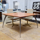 Grand Tucano Square Dining Table by Marc Berthier for Magis