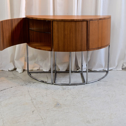 Porada Console by G Azzarello through Poliform