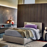 Jacqueline Single Bed by Jean-Marie Massaud for Poliform (2 available)