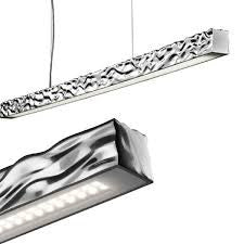 Long & Hard Suspension Lamp by Philippe Starck for Flos