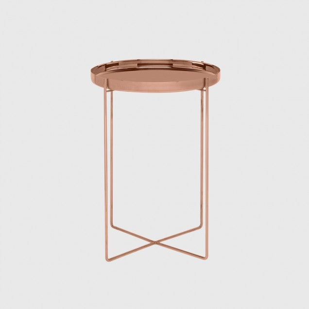 Load image into Gallery viewer, Habibi Tray Table by e15 - Copper