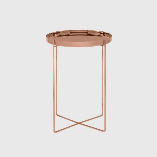 Habibi Tray Table by e15 - Copper