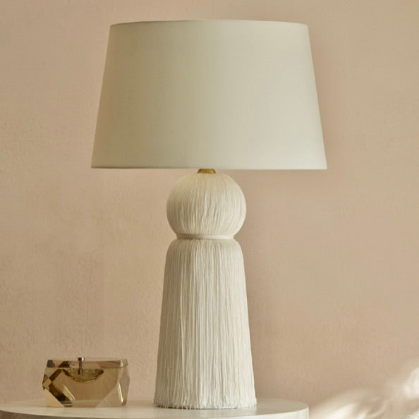 Tassel Lamp by Arteriors