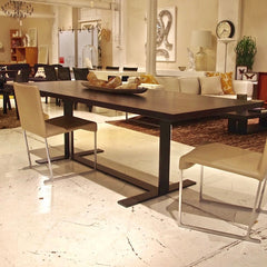 Eileen Dining Table by Antonio Citterio for B&B Italia
