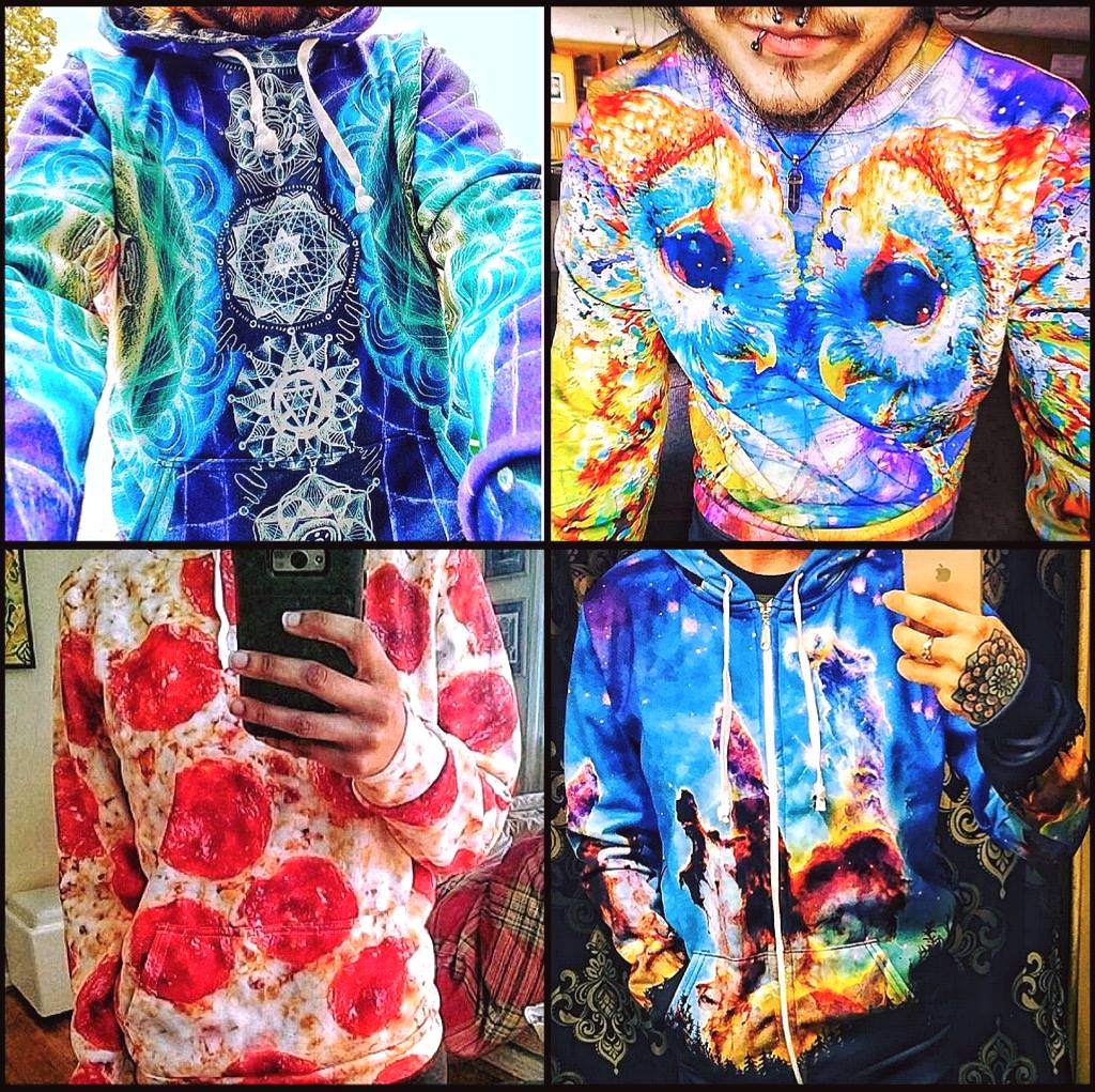 10 Art-Inspired Hoodies That'll Make Your Jaw Drop