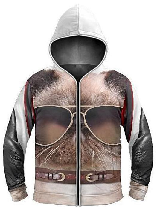 #1 Stunna Light-Up Hoodie, Light Up Hoodies, Electric Styles - Epic Hoodie