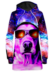 Nebulous K9 Hoodie Dress, Heather McNeil, T6 - Epic Hoodie
