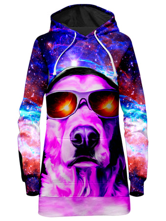 Heather McNeil - Nebulous K9 Hoodie Dress