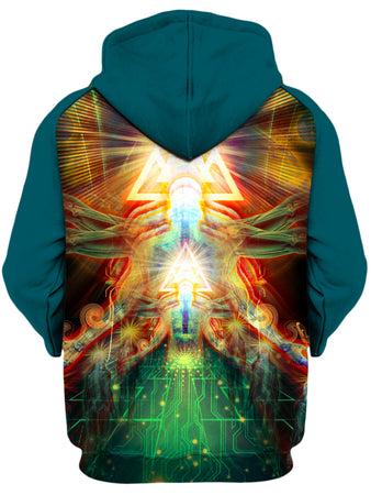 Shawn Hocking - Altra Electric Unisex Hoodie