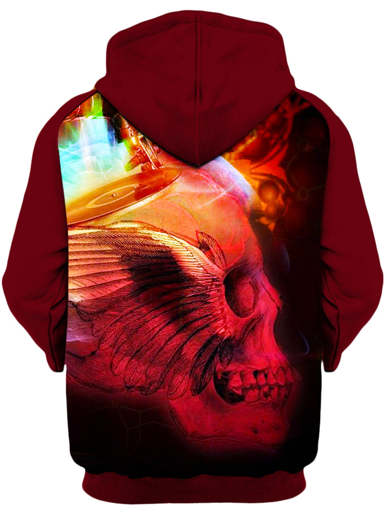 Bird of Pray Unisex Hoodie, Shawn Hocking, T6 - Epic Hoodie