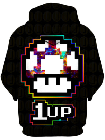 Noctum X Truth - Level Up Mushroom Unisex Hoodie