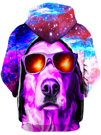 Heather McNeil - Nebulous K9 Unisex Zip-Up Hoodie