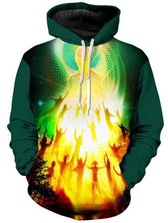 Shawn Hocking - All is One Unisex Hoodie