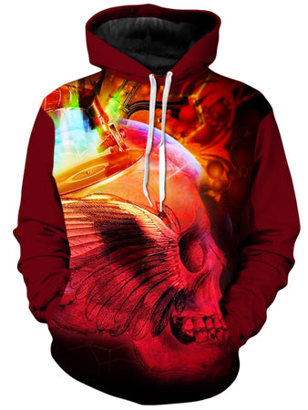 Shawn Hocking - Bird of Pray Unisex Hoodie
