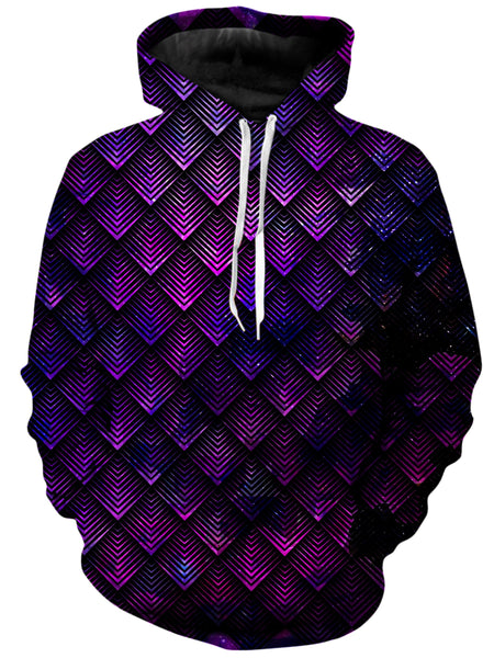 Noctum X Truth - Galactic Dragon Scale Kid's Hoodie