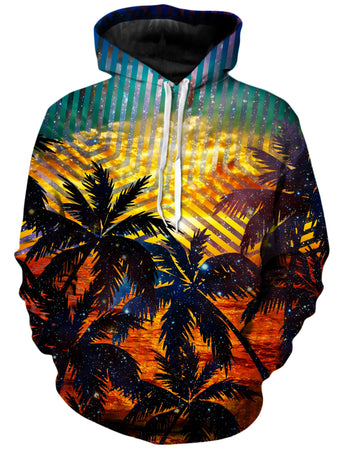 Noctum X Truth - To Infinity and The Palms Unisex Hoodie
