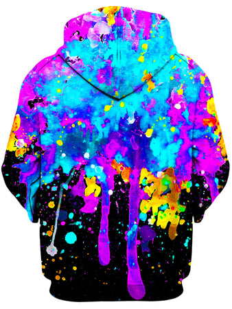 BrizBazaar - Abstract Unisex Zip-Up Hoodie