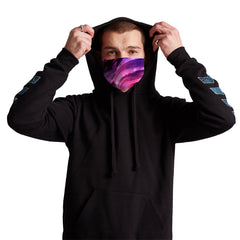 Beneath Face Mask, Adam Priester, T6 - Epic Hoodie