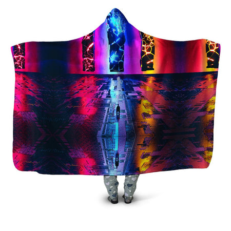 Adam Priester - Fubar Hooded Blanket