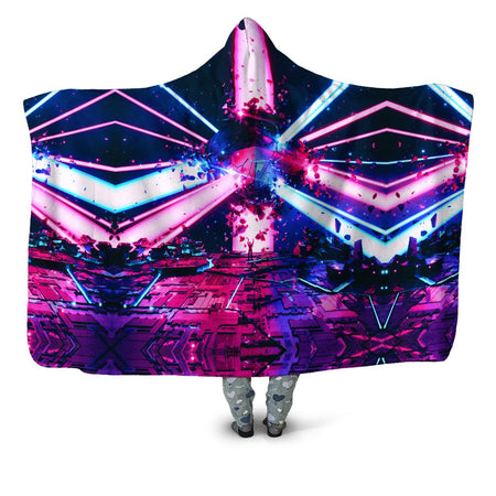 Adam Priester - Hellstar Hooded Blanket