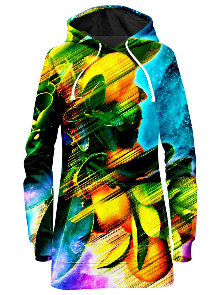 Adam Priester - Space Fruit Hoodie Dress