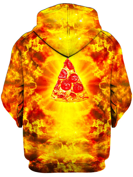 On Cue Apparel - Almighty Pizza Hoodie