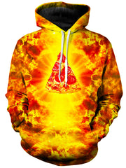 Almighty Pizza Hoodie, On Cue Apparel, T6 - Epic Hoodie