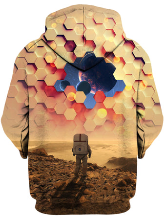 On Cue Apparel - Astronaut Barrier Hoodie