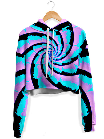 Big Tex Funkadelic - Cotton Spinzone Crop Hoodie