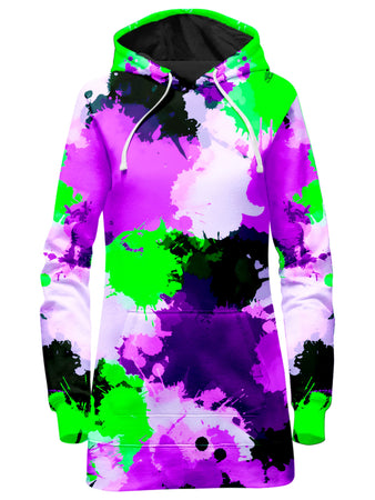 Big Tex Funkadelic - Acid Melt Hoodie Dress