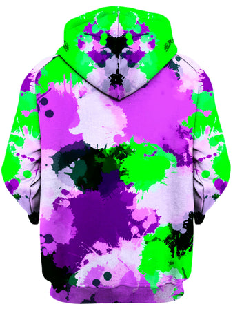 Big Tex Funkadelic - Acid Melt Unisex Zip-Up Hoodie