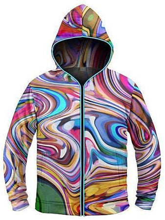 Light Up Hoodies - Blended Light-Up Hoodie