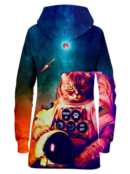 Noctum X Truth - Catstronaut Hoodie Dress
