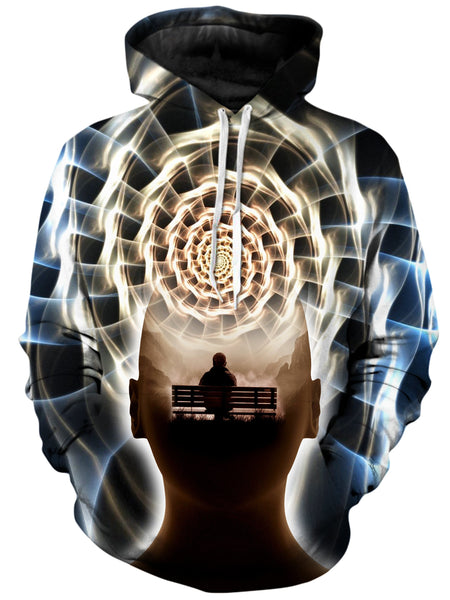 On Cue Apparel - Contemplating Infinity Hoodie